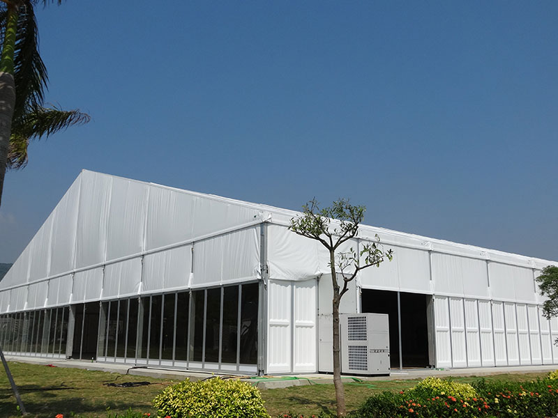 Exhibition Tent Supplier