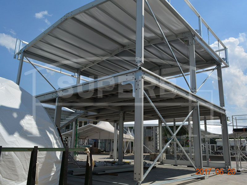 Two Storey Tents