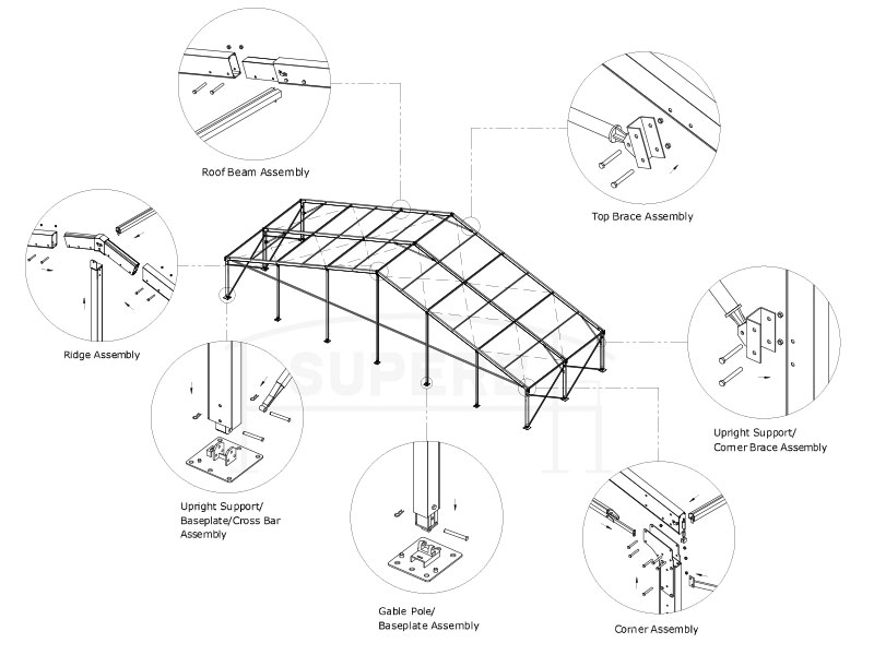 Sport Tent Canopy