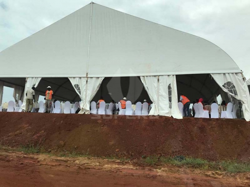 30x30 carpa catering catering para bodas